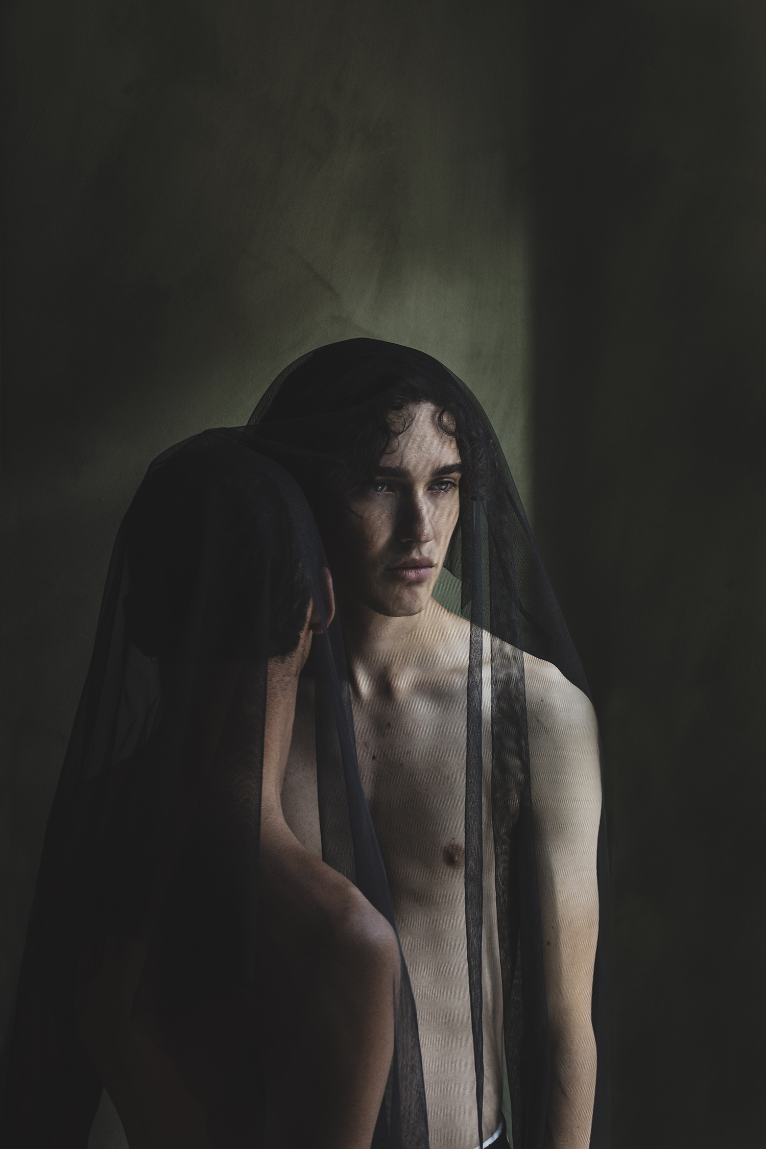 Under Veil - queer art series rite
